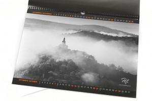 Календар за 2012 на Фирма Хит- фотография и дизайн Петър Крусев